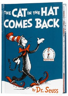 The Cat In The Hat Comes Back by Dr. Seuss - Free Shipping
