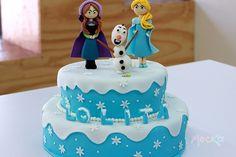 frozen decoracion fiesta infantil - Buscar con Google Cake, Google, Desserts, Food, Pastries, Food Cakes, Frozen Party, Candy Stations, Tailgate Desserts