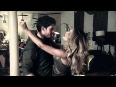 Axe commercial...party girl! Keep your party girl happy.