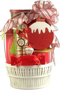 Gift baskets christmas free shipping