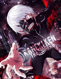 """""""Tokyo Ghoul // Kaneki Ken"""""""