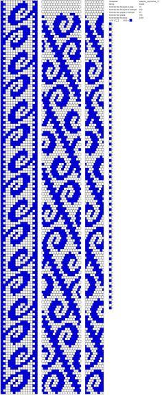 15 around bead crochet rope pattern Bead Crochet Patterns, Seed Bead Patterns, Bead Crochet Rope, Peyote Patterns, Beading Patterns, Beaded Crochet, Bead Loom Bracelets, Beaded Bracelet Patterns, Peyote Beading