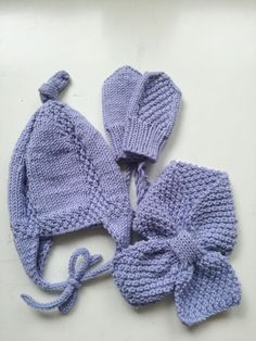 Klompelompe, Minstenlue, -skjerf og -votter Winter Hats, Projects, Baby, Fashion, Tricot, Log Projects, Moda, Blue Prints, Fashion Styles