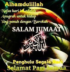 Salam Jumaat buat semua umat islam sedunia..