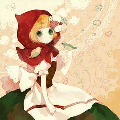 Artist: Pechika - Character: Red Riding Hood