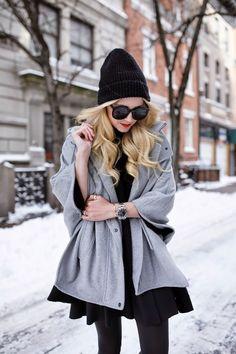 #fashion #fashionista @atlanticpacific snow day