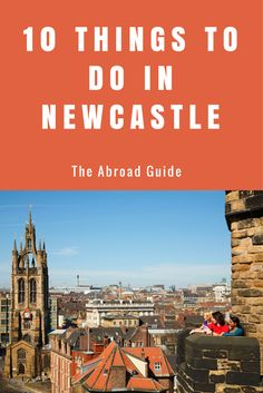 Near enough to London for a weekend trip, Newcastle is in northern England and has plenty to do. The city is great for visitors who want to get off the beaten path, and you can even get a direct flight from Newark, NJ with United now. Check out these 10 things to do while you're in Newcastle, UK.