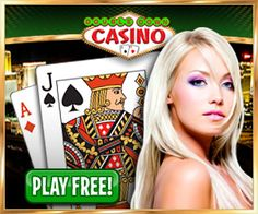 You can play unlimited free Casino Games, but they are actually non-gambling games, how cool is that?