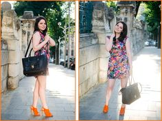#Amalia #Bag #Black&Orange