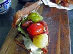 A treat for the end of summer: Updated BLTs provide a reminder of the past, with a twist http://www.burlingtonfreepress.com/article/20120923/GREEN01/309230003/Localvore-Updated-BLTs-provide-reminder-past-twist?odyssey=mod|newswell|text|FRONTPAGE|s