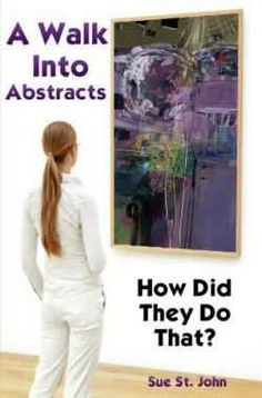 A four and a half hour long, professionally recorded DVD, explains how 108 abstract paintings, by 58 artists, were made, what techniques were used.
