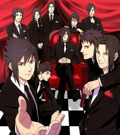 we from uchiha clan...