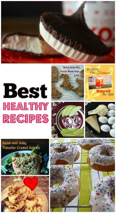 These healthy recipes are the 2014 Noshies winners! From desserts to quinoa, paleo to carb loading, easy dinner ideas to elaborate drinks, we've got something for everybody.