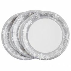 Amazing Value Christmas Tableware in a range of designs and sizes! Perfect for your Christmas party or for the big day itself! Look out for our co-ordinated ranges available! Paper Snowflakes, Christmas Snowflakes, Christmas Tree, Christmas Things, Christmas Decorations, Table Decorations, Frozen Party, Paper Plates, Big Day