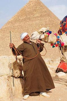 le Piramidi di Giza, tour dell'Egitto http://www.italiano.maydoumtravel.com/Offerte-viaggi-Egitto/4/1/22