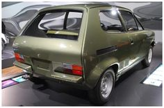 1969 Volkswagen EA266 Prototyp > an Revolution from Piëch Porsche Team?