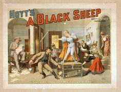 A Black Sheep 1894  Library of Congress