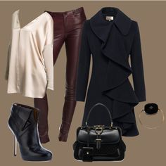 Fall date night - Polyvore
