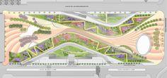 Keep Reading - House Garden Landscape Landscape Design Plans, Landscape Elements, Landscape Concept, Landscape Architecture Design, Urban Landscape, Poket Park, Sketches Arquitectura, Parking Plan, Urban Park