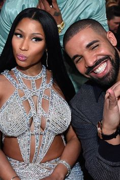 Watch Nicki Minaj Beg For Drake's Attention at the Billboard Music Awards
