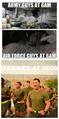 Top 18 Funny Military Memes of Marines and army Hilarious Military Jokes, Military Life, Army Humor, Navy Military, Military Wife Quotes, Military Motivation, Army Memes, Marine Love, Once A Marine