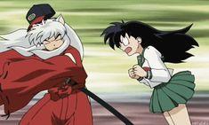 gif, anime, and inuyasha image