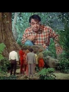 Land of the Giants. Loved watching this