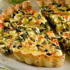 Veggie Recipes, Vegetarian Recipes, Cooking Recipes, Healthy Recipes, Quiches, Argentina Food, Argentina Recipes, I Chef, English Food