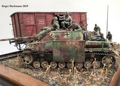 Budapest, Military Modelling, Military Diorama, German Army, Panzer, Toy Soldiers, Scale Models, Military Vehicles, Wwii