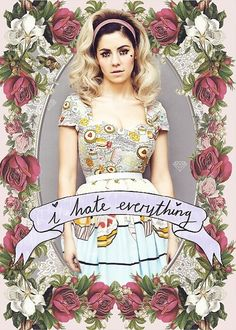 I hate everything quotes quote flowers girl quotes quote for girls girls status