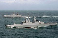 La Fayette : Il y a 20 ans, la France inventait la frégate furtive | Mer et Marine