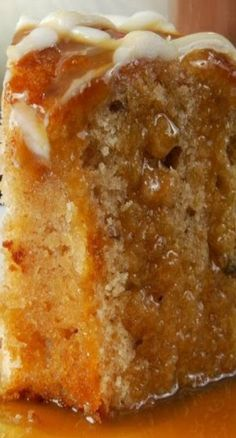 Apple Harvest Pound Cake with Caramel Glaze Apfelernte-Pfundkuchen mit Karamell-Glasur Fall Desserts, Just Desserts, Delicious Desserts, Dessert Recipes, Yummy Food, Desserts Caramel, Apple Desserts, Food Cakes, Cupcake Cakes