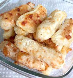 Biscoitinho de queijo sem glúten e sem lactose.Mila Cozzi