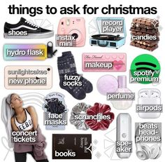 Christmas Gifts For Teen Girls, Cool Gifts For Teens, Tween Gifts, Birthday Gifts For Teens, Christmas List Ideas, Birthday Gifts For Girls, Wishlist For Christmas, Gifts For Tweens, Gifts For Teenage Girls