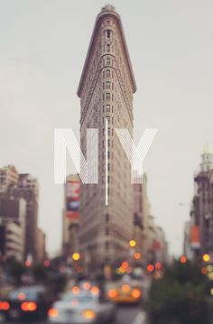 Will always be in love with New York :)
