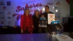 Tercer Premio #Garrapiñazo Silvestre Borra y Benjamin con una garrapiñada de frutos rojos y vodka!!! #SaboresDelManí #recetas #maní #Cordoba #AmoCocinar #garrapiñazo #galletita #peanuts #gourmet #foodie #GeneralCabrera #manídecordoba