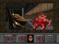 Doom, Sega Megadrive 32x, 1994