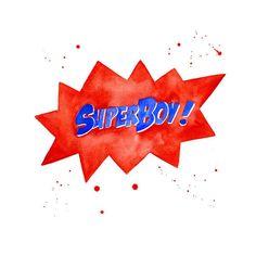 Blule - Super Boy! - Pif! Paf! Pouf!