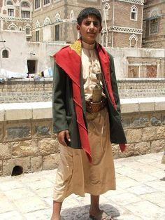 THE MEN OF YEMEN - Yemen