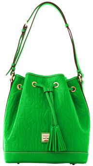 Dooney & Bourke Drawstring - I LOVE THIS COLOR!