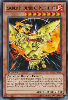 yugioh sacred phoenix of nephthys - Google Search