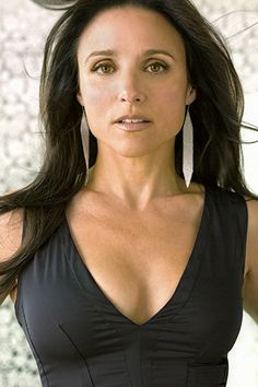 Julia Louis-Dreyfus (Veep), 2013 Primetime Emmy Nominee for Outstanding Lead Actress in a Comedy Series