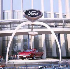 """On April 17, 1964, the Ford Mustang made its official debut at the World's Fair in Flushing, Queens, New York. Almost 22,000 Mustangs were immediately snapped up by buyers. Named for a World War II fighter plane, the Mustang quickly came to be synonymous with the performance segment, giving rise to the name """"pony car."""" Ford sold more than 400,000 Mustangs within its first year of production, far exceeding sales expectations."""