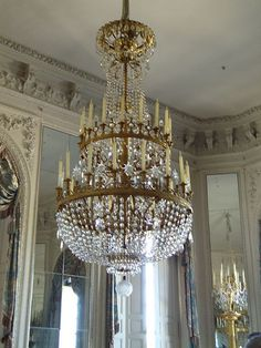 ~Petit Trianon chandelier