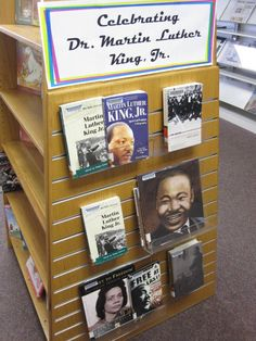 Celebrating Martin Luther King  -- for January
