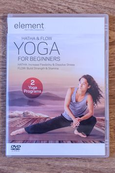 A great yoga DVD for relaxing! The instructor is amazing and there are 2 sessions, a hatha and a flow one. Perfect to start or finish your day well.