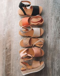 No look would be complete without these We brought them back just for you, get them before they again! Trendy Sandals, Cute Sandals, Cute Shoes, Me Too Shoes, Spring Shoes, Summer Shoes, Spring Sandals, Sandals Outfit, Shoes Sandals