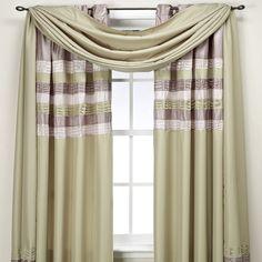 Contemporary Window Treatments Panels 2011