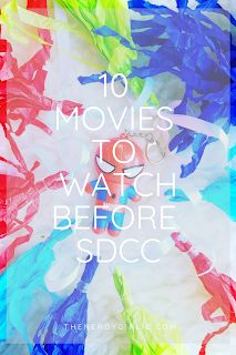 Megan Elvrum: 10 Movies To Watch Before San Diego Comic Con San Diego Comic Con, Movies To Watch, Nerdy, Comics, Artwork, Work Of Art, Auguste Rodin Artwork, Artworks, Cartoons