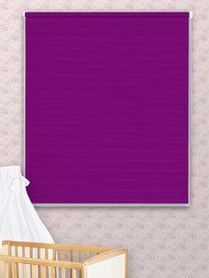 Roller Blinds   Buy Made To Measure Roller Blinds UK -Vibe Purple